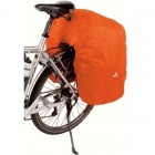 Vaude 3 Fold Raincover orange