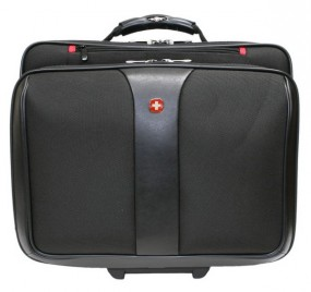 Wenger Trolley Patriot, schwarz