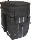 Haberland Packtaschenset 2-tlg. SET41600 schwarz