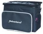 Haberland Lenkertasche LKF808 6 Liter inkl. Klick-Fix-Adapter schwarz