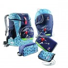 Deuter OneTwo 5-teiliges Set mit Deuter Sneaker Bag