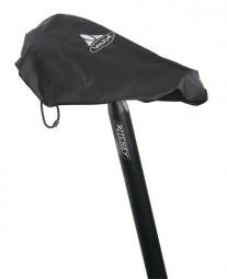 Vaude Raincover for saddles, black