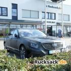Mercedes Erlkönig in Vechta bei Rucksack.de gesichtet!