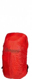 Bergans Raincover XS, red