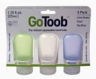humangear GoToob, 37 ml - 3er Pack