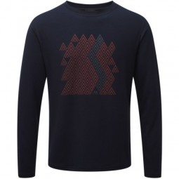 Mountain Equipment Mens ZigZag LS Tee