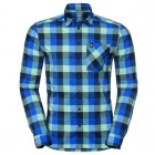 Odlo Men Shirt L/S Nikko Check
