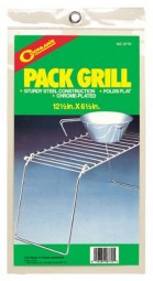 Coghlans Klappgrill Pack Grill 32x17cm