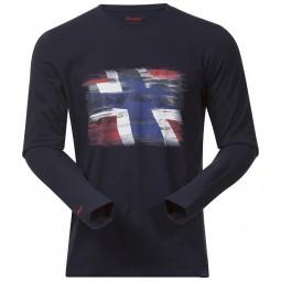 Bergans Norway Shirt LS