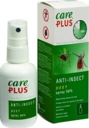 Care Plus Anti-Insect Deet Spray 50%, 60 ml