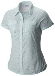 Columbia Camp Henry Short Sleeve Shirt Women