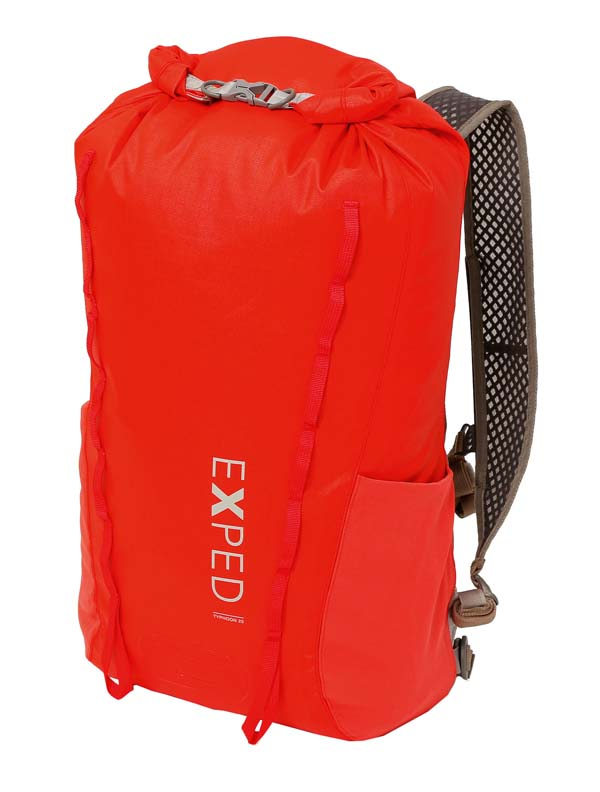 Exped Typhoon 25 red