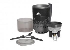 MSR WindBurner Kochersystem 1.8 Liter black