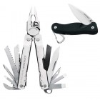 Leatherman Super Tool 300 inkl. Crater C33