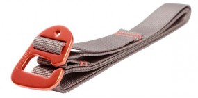 Exped Accessory Strap 20/120 grey-terracotta