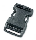 Tatonka SR-Buckle 25mm Paar black