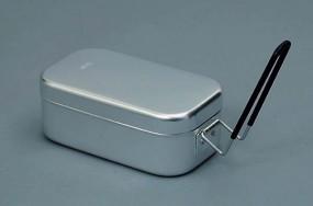 Trangia Brotdose klein mit Griff Alu 160 g