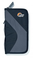 Lowe Alpine TT Document Wallet phantom black / graphite