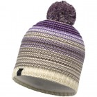 Buff Lifestyle Knitted und Polar Fleece Hat Neper