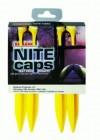 Reliance Zelthering Nite-Caps, Kunststoff 22 cm, 4er Pack