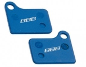 BBB Bremsbeläge DiscStop BBS-51 für Shimano Deore & Nexave h