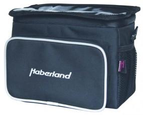 Haberland Lenkertasche MTS808 6 Liter inkl. MTS-Adapter schwarz