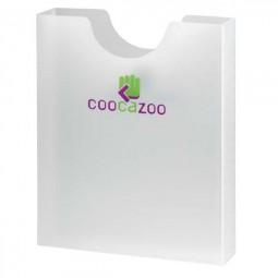 Coocazoo FolderHolder Heftbox transparent