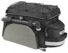 Norco Kansas Gepäckträgertasche schwarz/silber