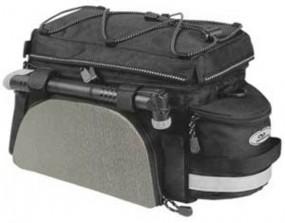 Norco Kansas Gep�cktr�gertasche schwarz/silber