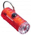 Munkees Mini-Taschenlampe mit 4 Leuchtenmodi