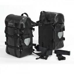 Ortlieb Pferdepacktaschen (Paar) schwarz