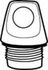 Primus Verschluss f�r Brennstoffflaschen