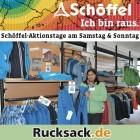 Schöffel-Aktionstage am Samstag & Sonntag bei Rucksack.de!