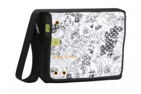 L�ssig 4Teens Messenger Bag Big