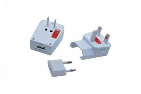 balad�o Universal-Adapter mit USB Miles