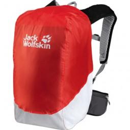 Jack Wolfskin Raincover Safety 20-30L lava orange