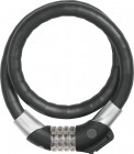 Abus Raydo Pro 1460/85 Kabelschloss mit TexKF-Halterung black