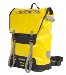 Ortlieb Messenger Bag XL, gelb-schwarz
