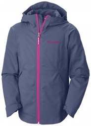Columbia Splash Flash II Hooded Softshell Jacket Girls