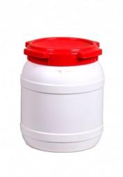 Relags Weithalstonnen, rund, 15,4 Liter