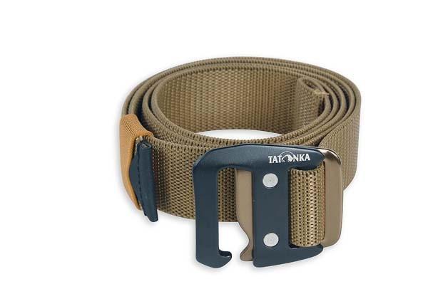 coyote brown - Tatonka Stretch Belt 32 mm