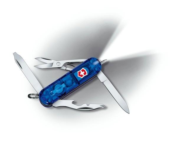 saphir transparent - Victorinox Midnite Manager Kompakttaschenmesser