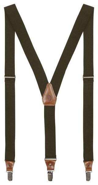 dark olive - Fjällräven Singi Clip Suspenders