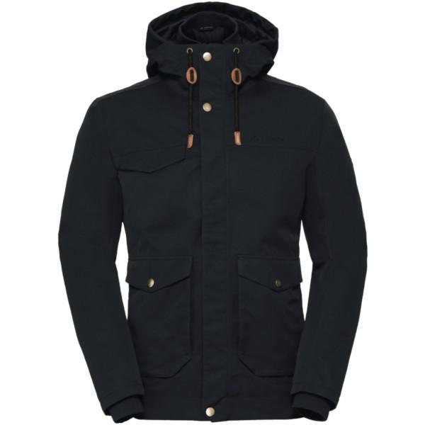 phantom black - Vaude Men Manukau Jacket