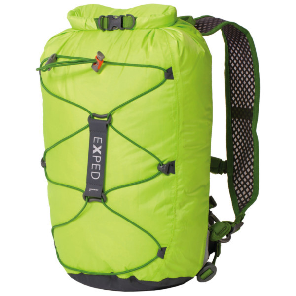 lime-green - Exped Cloudburst 15