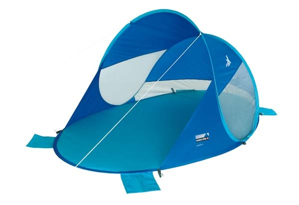 - High Peak Calobra Strandmuschel blau/türkis