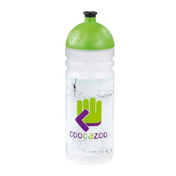 grau - Coocazoo JuicyLucy Trinkflasche 0,7 Liter