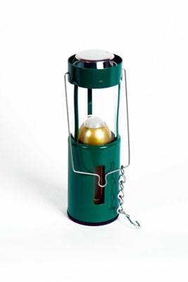 grün - UCO Kerzenlaterne Alu
