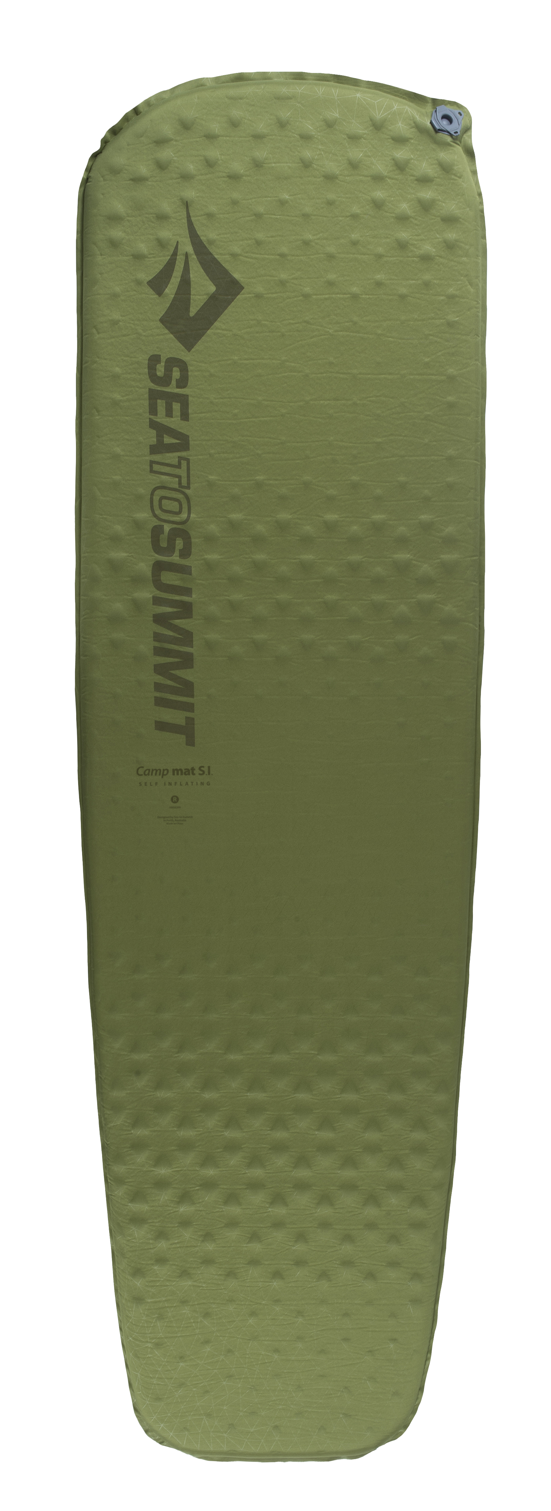 Sea to Summit Camp SI Matte olive Large
