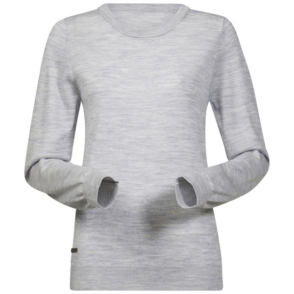 alu mel - Bergans Fivel Wool Lady Long Sleeve